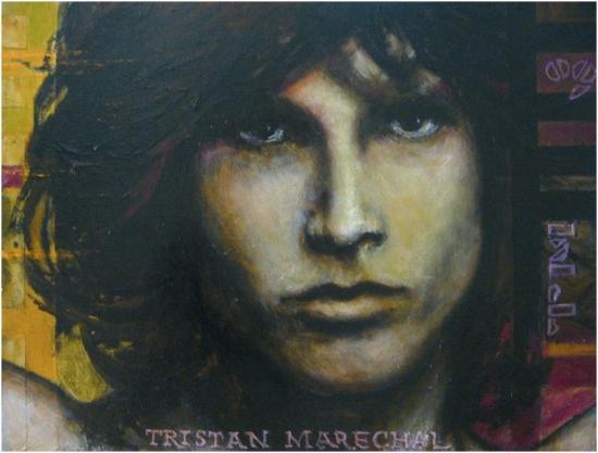 Jim Morrison by Marechaltristan